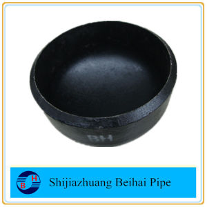 Carbon Steel Pipe Fitting Sch40 End Cap pictures & photos