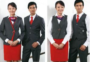 2014 Fashion Uniform, Hotel Uniform (UFM130003) pictures & photos