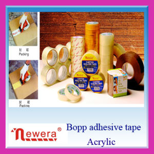 BOPP Packing Tape with Dispenser pictures & photos