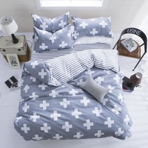 Eco-Polyester Soft Bedding Comforter Set pictures & photos