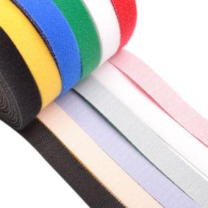 Nylon/Polyester Adhesive Hook & Loop Tape/Hook and Loop (ST10)