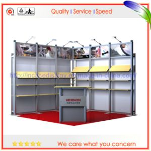 Custom Modular Portable Expo Booth Stand Exhibition Booth Display
