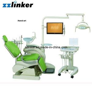 Lk-A25 Anle Al398 Sanor′e Folding Dental Unit Chair pictures & photos