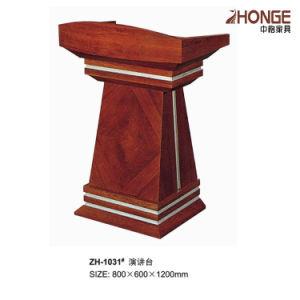 Office Furniture / Wooden Speach Desk (ZH-1031)