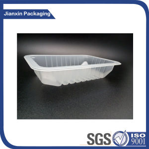 Disposable Clear Plastic Packaging Tray pictures & photos
