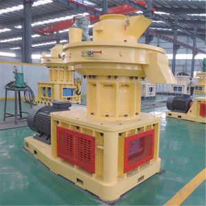 Large Scale Ring Die Vertical Dobule Sizes Grass Wood Sawdust Alfalfa Bamboo Pellet Press Machinery Price pictures & photos