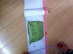 String Drawing Garbage Bag Making Machine (DC-CS800) pictures & photos