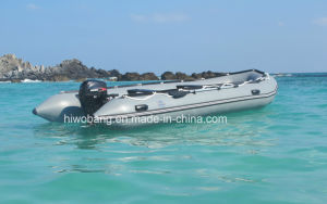 5.0m Inflatable Boat Long Boat pictures & photos