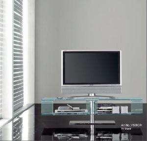 cool living room furniture hot bent glass lcd tv stand bracket   China Newland Modern LCD TV Base Stand Bracket (TV-506 ...