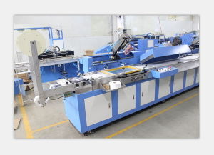 5 Colors Label Ribbons Automatic Screen Printing Machine for Sale pictures & photos