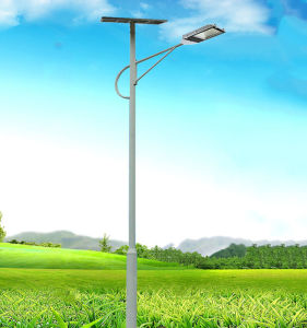 IP65 High Quality 20W 30W-200W Integrated Outdoor Lighting in Solar Street Light pictures & photos