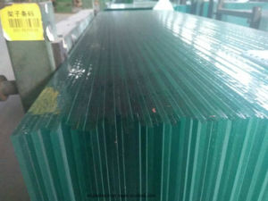 4mm Tempered/Toughened Glass for Horticulture Greenhouse Project pictures & photos