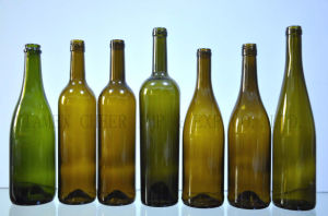 187ml/375ml/500ml/750ml/1500ml Wine Bottles with SGS Certificate pictures & photos
