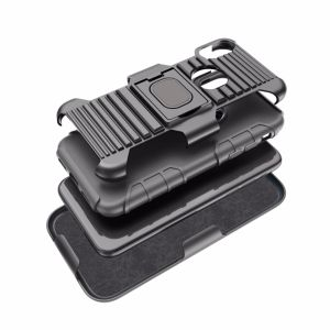 Customized Printed Car Holder Belt Clip Holster Kickstand Phone Case for iPhone X pictures & photos
