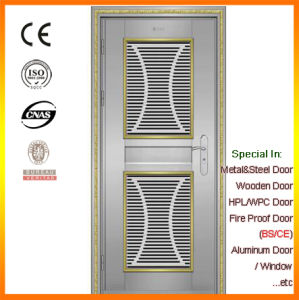 2017 Fashion Stainless Steel Door Make in China pictures & photos