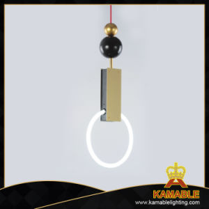 Dining Room Sample Design Fancy Gold Pendant Lamp (RSD2029A-32W) pictures & photos