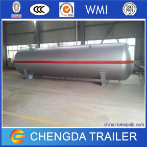 Stainless Steel Aluminum Fuel Oil Diesel Gas Storage Tank pictures & photos