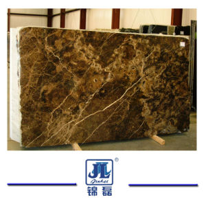 China Dark Emperador Brown Marble for Slabs/Tiles/Cladding/Step/Countertops/Basins/Foor/Tiles pictures & photos