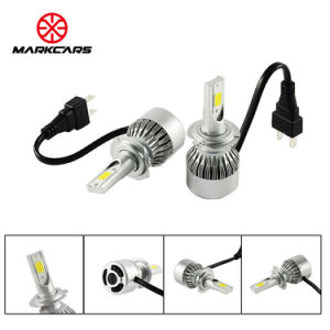 Markcars C6 H7 LED Headlight for Jeep Auto Light pictures & photos