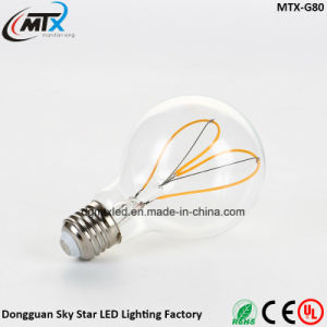Instant on 4W Filament LED Bulb Christmas Holiday LED Lighting pictures & photos