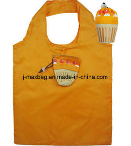 Foldable Gifts Shopping Bag Food Cupcake Style, Reusable, Lightweight, Grocery Bags and Handy, Accessories & Decoration, Promotion pictures & photos