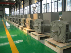 Famous Brand Three Phase Brushless Synchonous AC Alternator Jgd314 (200-320kw) pictures & photos