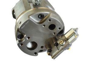 A10V(S)O Series HA10V(S)O71DFR/31R(L) rear port Hydraulic Piston Pump pictures & photos