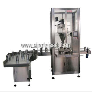 Cans Coffee Filling Machine Xff-G pictures & photos