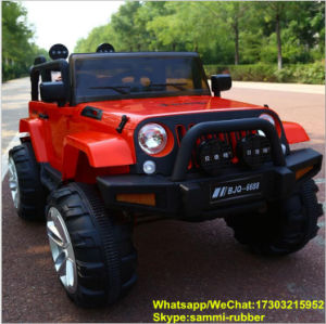 Kids Jeep Cars with Two Motors and 12V Battery pictures & photos