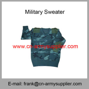 Army Sweater-Police Sweater-Military Camouflage Sweater pictures & photos