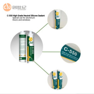 Fast Curing Neutral Silicone Sealant for Aluminum Doors and Windows pictures & photos