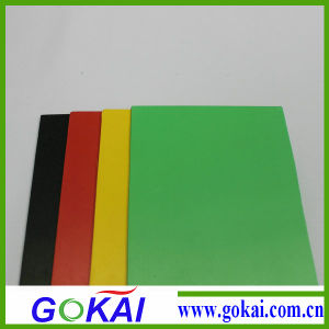 PVC Rigid Foam Board Replacing MDF Board pictures & photos