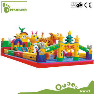 Best Price Commercial Interesting Inflatable Bouncer Boat for Kids pictures & photos