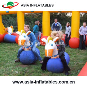 Fun Derby Inflatable Race Track, Inflatable Derby Horse, Inflatable Pony Horse pictures & photos