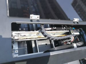 Inkjet Printer Date Code CD DVD Printing Machine Print on Pens pictures & photos