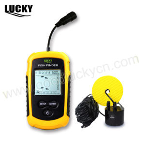 Sonar Portable Fish Finder, Electric Fishing Tackle (FF1108-1) pictures & photos