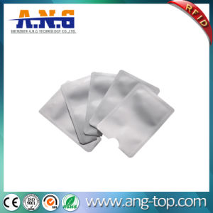 Aluminum RFID Blocking Credit Card Sleeve pictures & photos