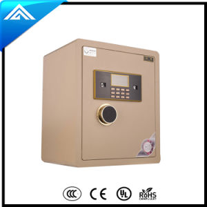 Laser Cutting Electronic Safe Box for Home and Office Use pictures & photos