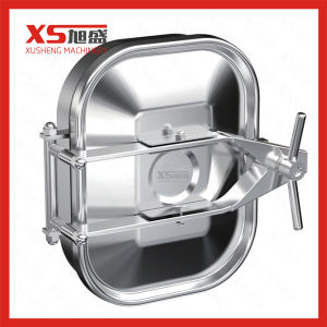 24  Stainless Steel Round Shape Tank Pressure Manway Door with Sight Glass  sc 1 st  Wenzhou Xusheng Machinery Industry and Trading Co. Ltd. & China 24