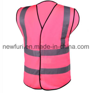 Traffic Reflective Safety Vest with Pockets by Eniso20471 pictures & photos