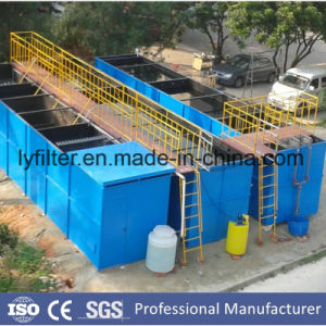 500m3 Per Day Sewage Wastewater Treatment Equipment Plant for Hospital pictures & photos