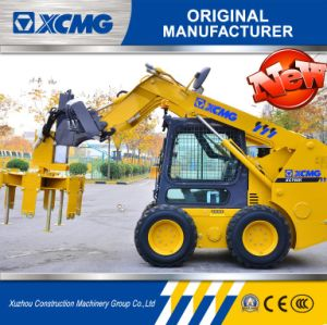XCMG Official Xc740K Skid-Steer Loader for Sale pictures & photos