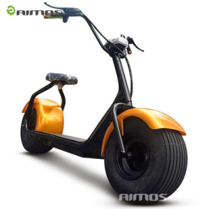 1000W 20ah Harley Electric Scooter for Adults Moped pictures & photos