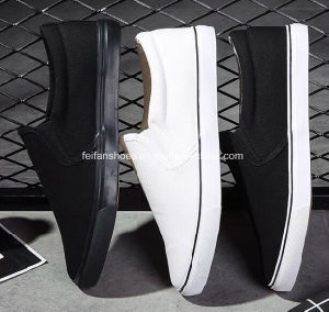 New Classic Men Leisure Shoes Canvas Footwear Shoes Factory (VAN-1225) pictures & photos