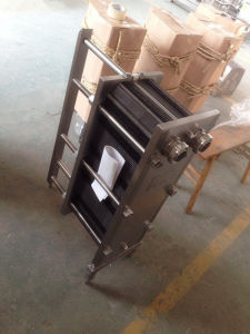 China Plate Type Heat Exchanger for Milk Plate Heat Exchanger pictures & photos