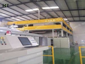 Non Woven Fabric Production Line Making Machine pictures & photos