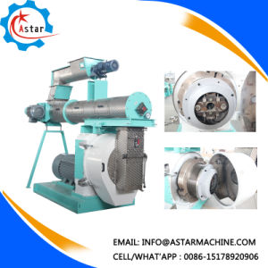 Stainless Steel Ring Die Poultry Feed Mill Equipment pictures & photos
