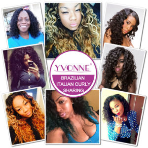 Best Selling Brazilian Virgin Human Hair Extension Remy Human Hair pictures & photos