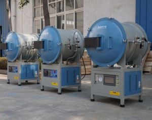 1200c Atmosphere Electric Vacuum Furnace for Metal Heat Treatment pictures & photos
