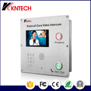 VoIP Video Intercom Help Point Knzd-70ipil Hospital Point of Care pictures & photos